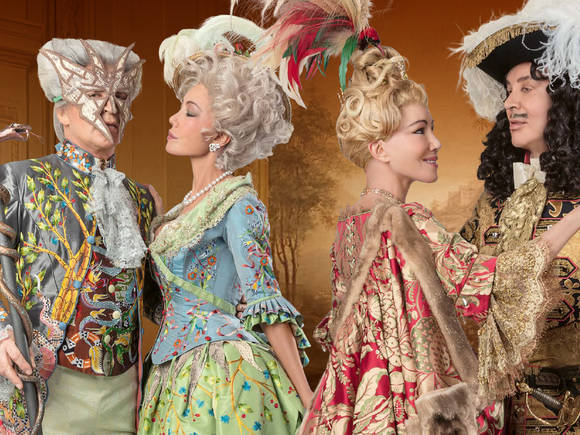 The exquisite costumes of Venetian Mardi Gras balls